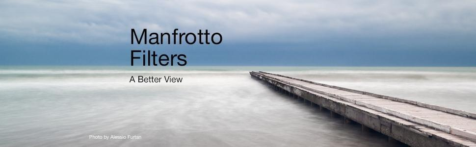Manfrotto MFPROCPL-82 82 mm Professional Circular Polarizer Filter