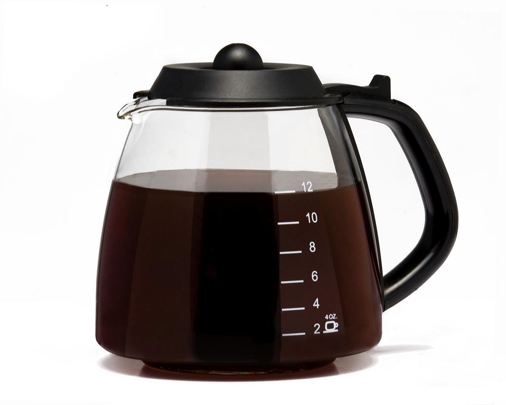 Amazon Com Medelco 12 Cup Millennium Style Carafe Black