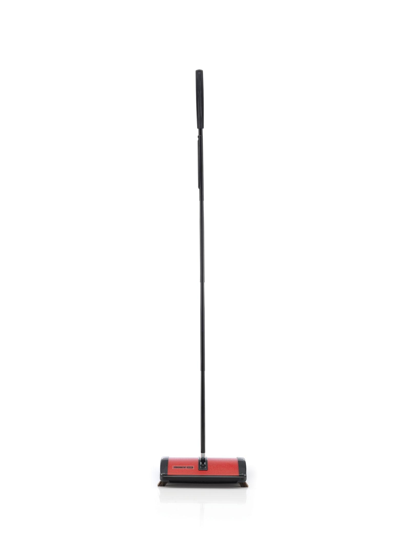 Oreck 23t Commercial Restauranteur Sweeper Red 9 1 2w X