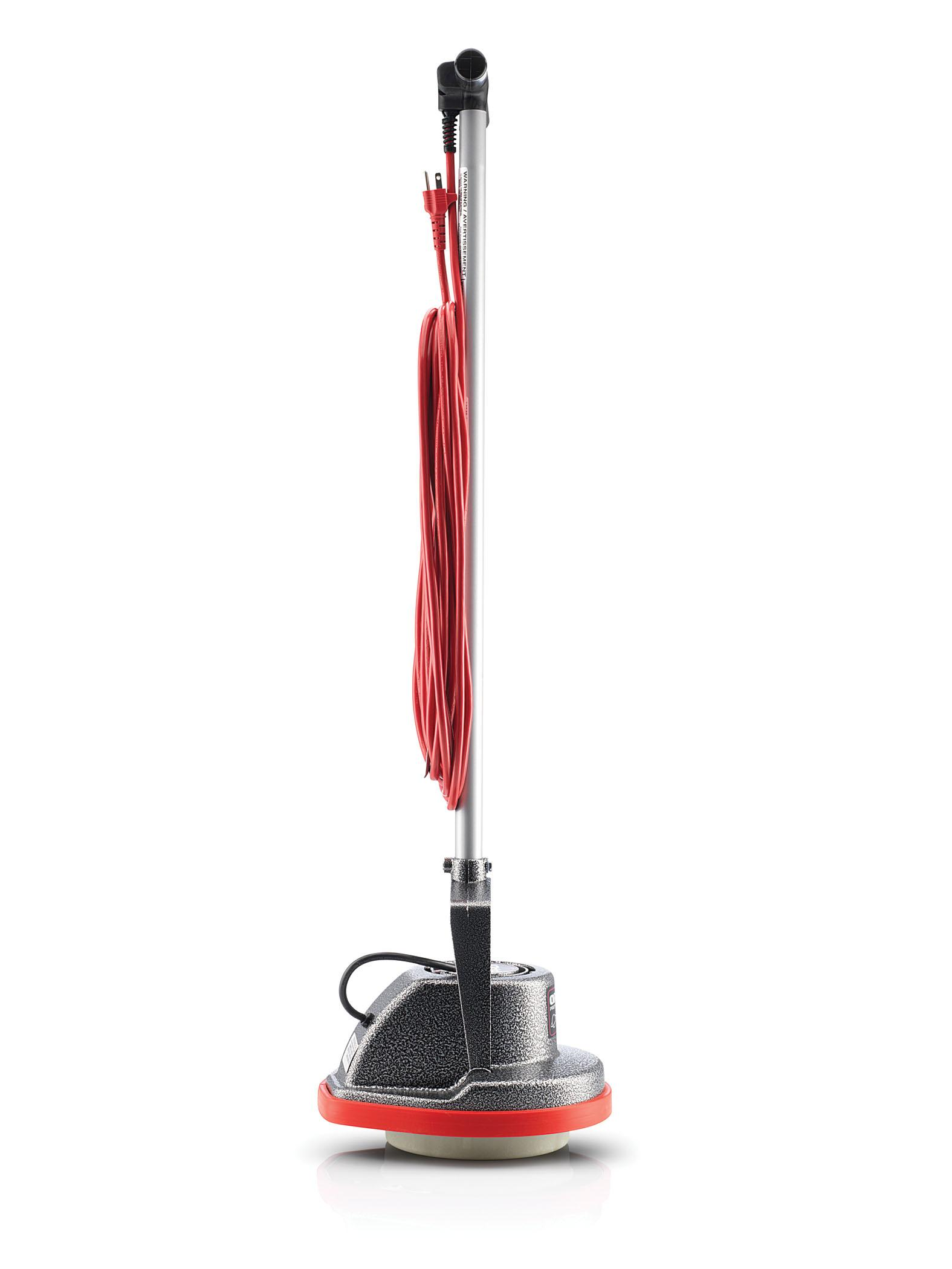 oreck commercial orb550mc orbiter floor machine 13 cleaning path 50 cord
