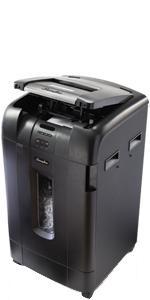 paper shredder, shredder
