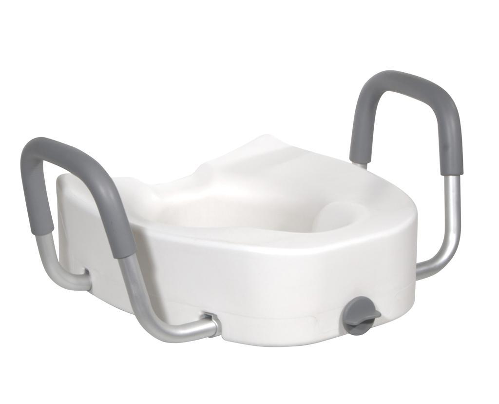 Toilet seat riser drive medical - View Larger
