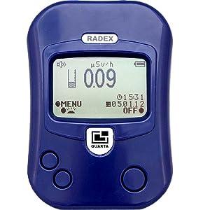 RADEX, RD1212, Geiger counter, radiation detector, dosimeter