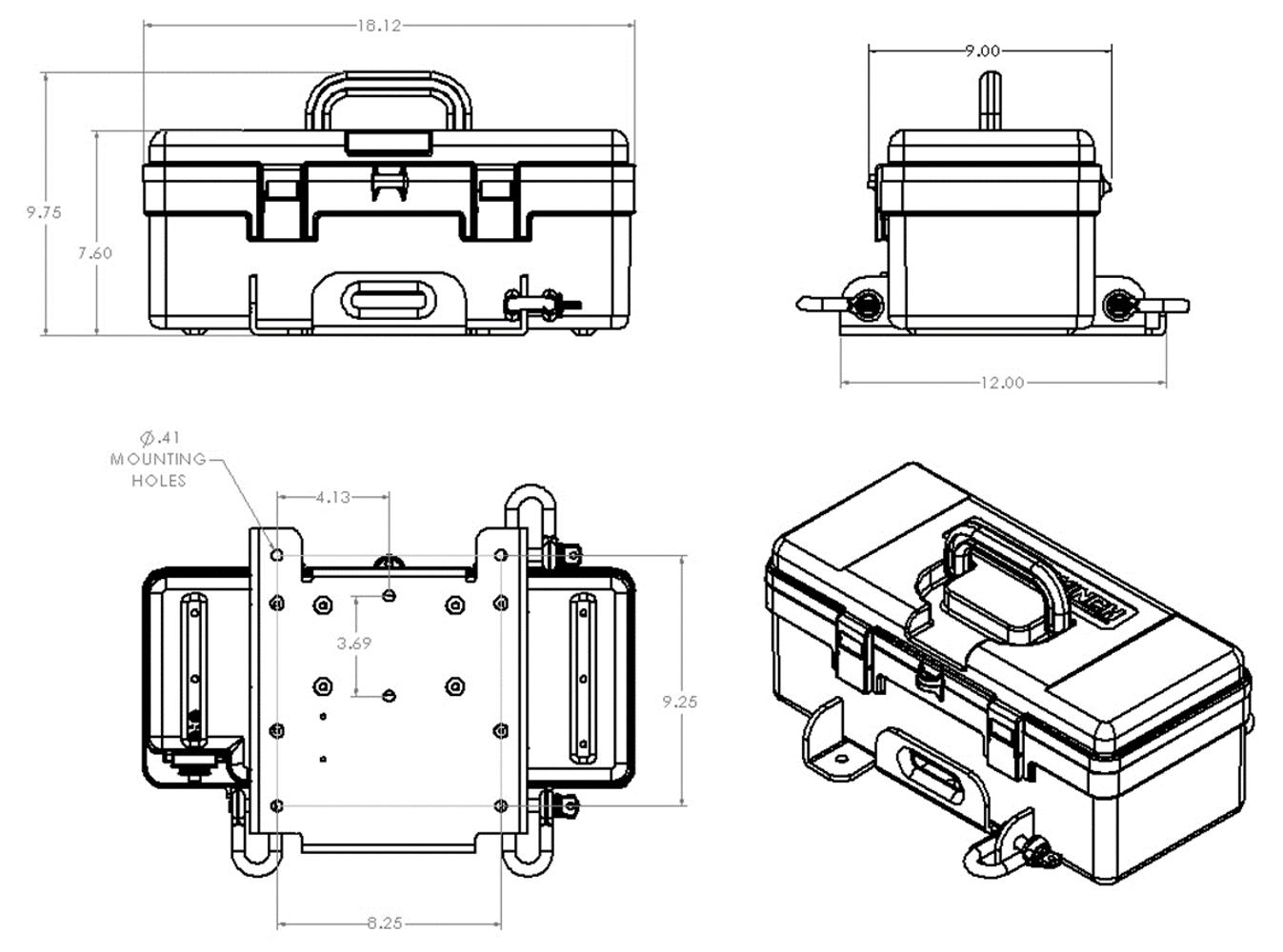 ... Large Frame V Wiring Diagram Winch Service Parts on ...