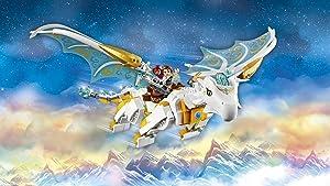 Amazon Com Lego Elves Queen Dragon S Rescue 41179