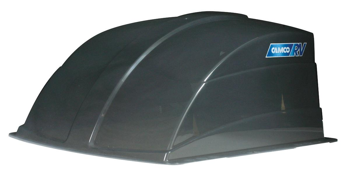 Roof Vent Cover Black Camper Rv Trailer Top Travel Rain