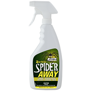 Star brite spider away non toxic spider Natural spider repellent