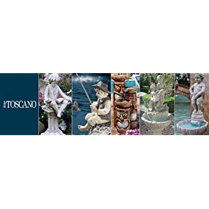 gargoyles, dragons, gothic decor, garden statues