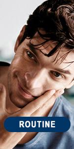Face care routine for men, NIVEA MEN, care products, facial, cream man