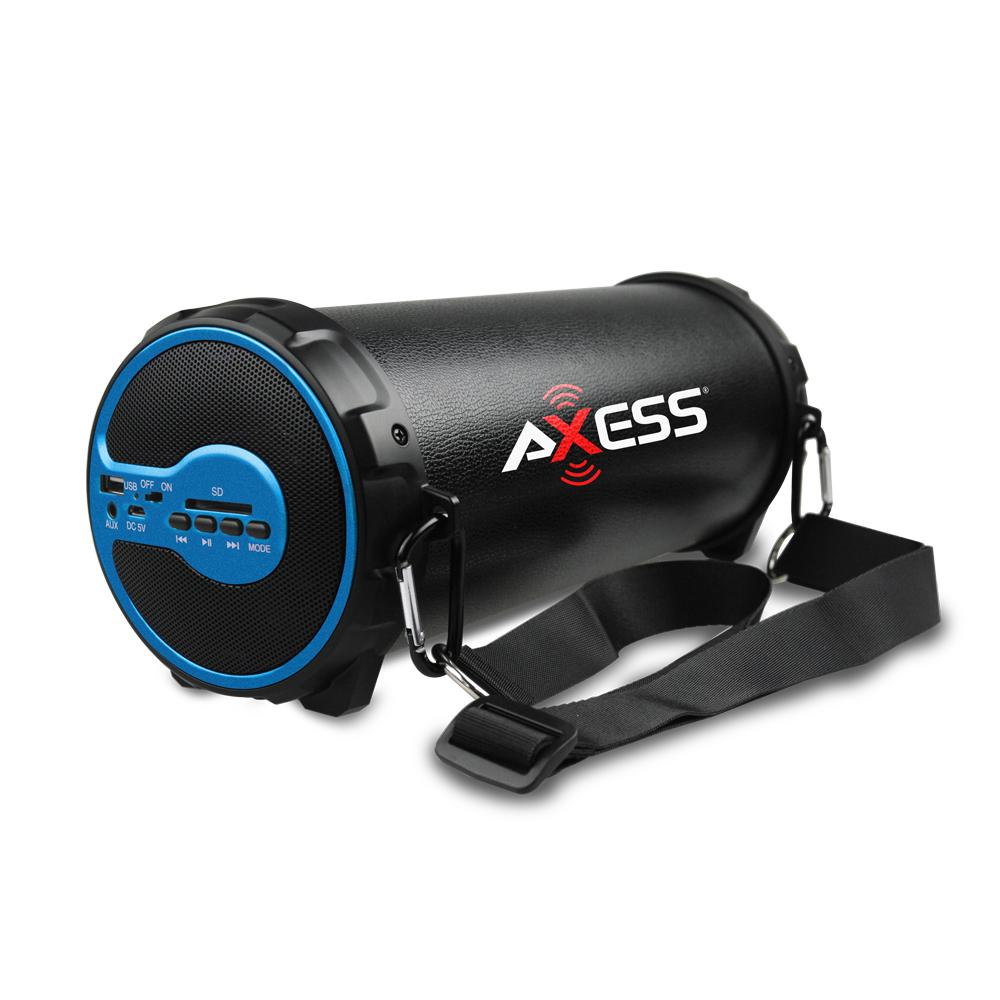 Amazon.com: AXESS SPBT1038 Portable Bluetooth Indoor