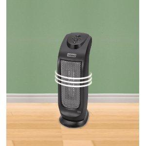 Amazon Com Bionaire Oscillating Ceramic Tower Heater With