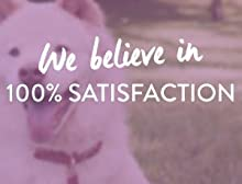 natural balance believes in 100% satisfaction dog food