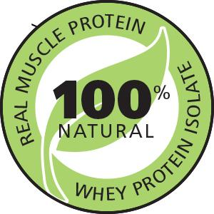Real Muscle Protein Logo
