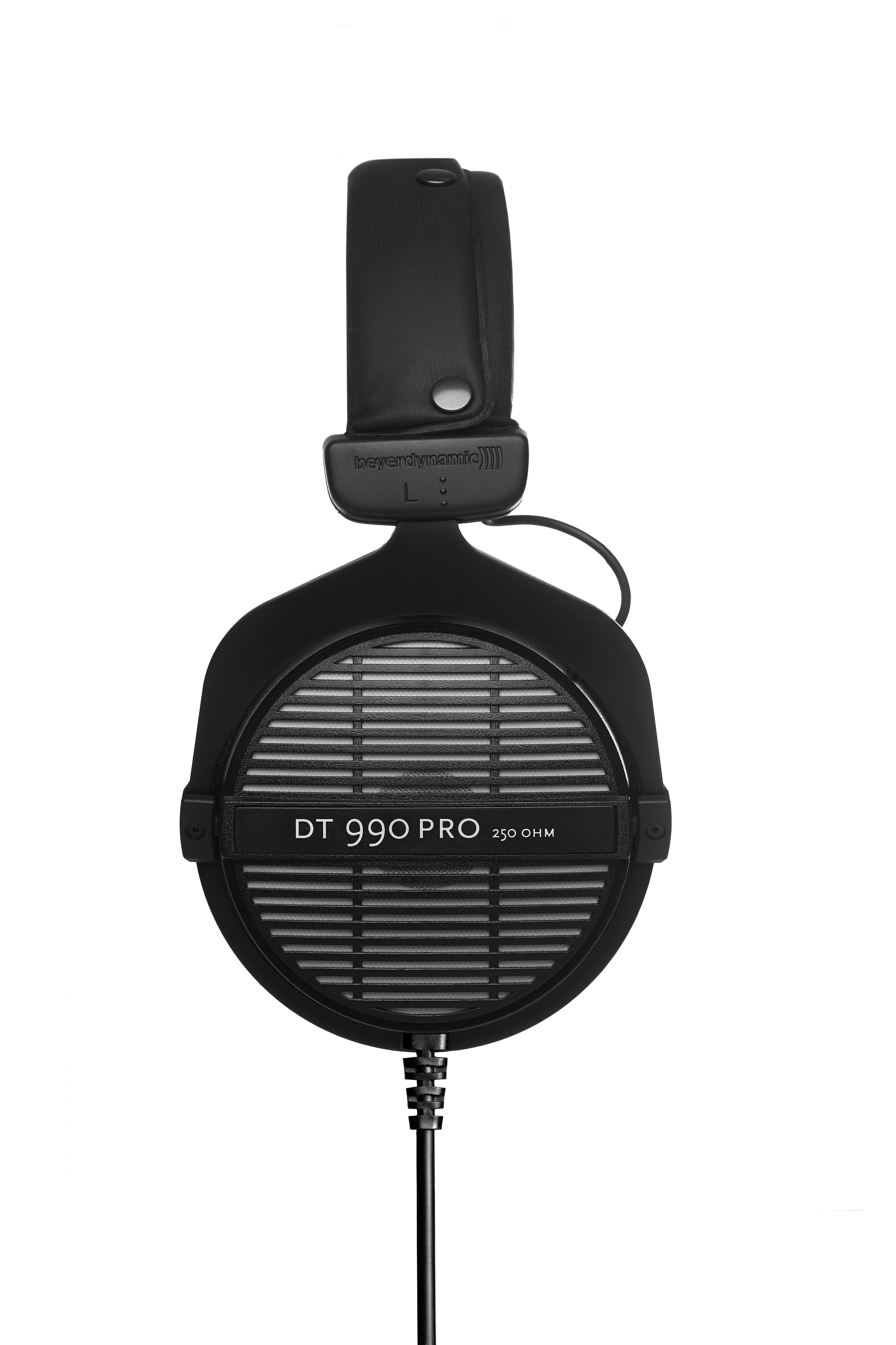 how to drive 250 ohm headphones