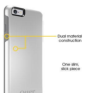 otterbox iphone 6 plus case symmetry 1-piece design