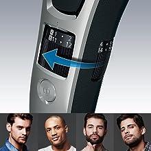 Panasonic ER-GB70-S 39 trimming settings