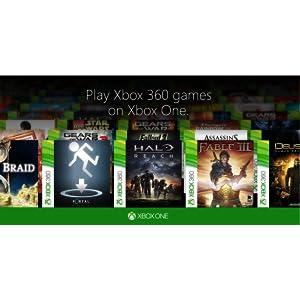 Amazon.com: Xbox One 1TB Console - 3 Games Holiday Bundle