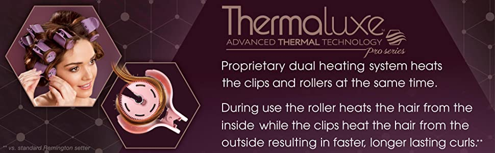 Thermaluxe Advanced Thermal Technology Pro Series