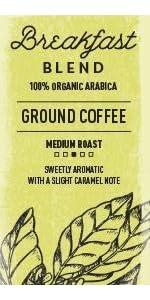 Happy Belly Breakfast Blend Coffee
