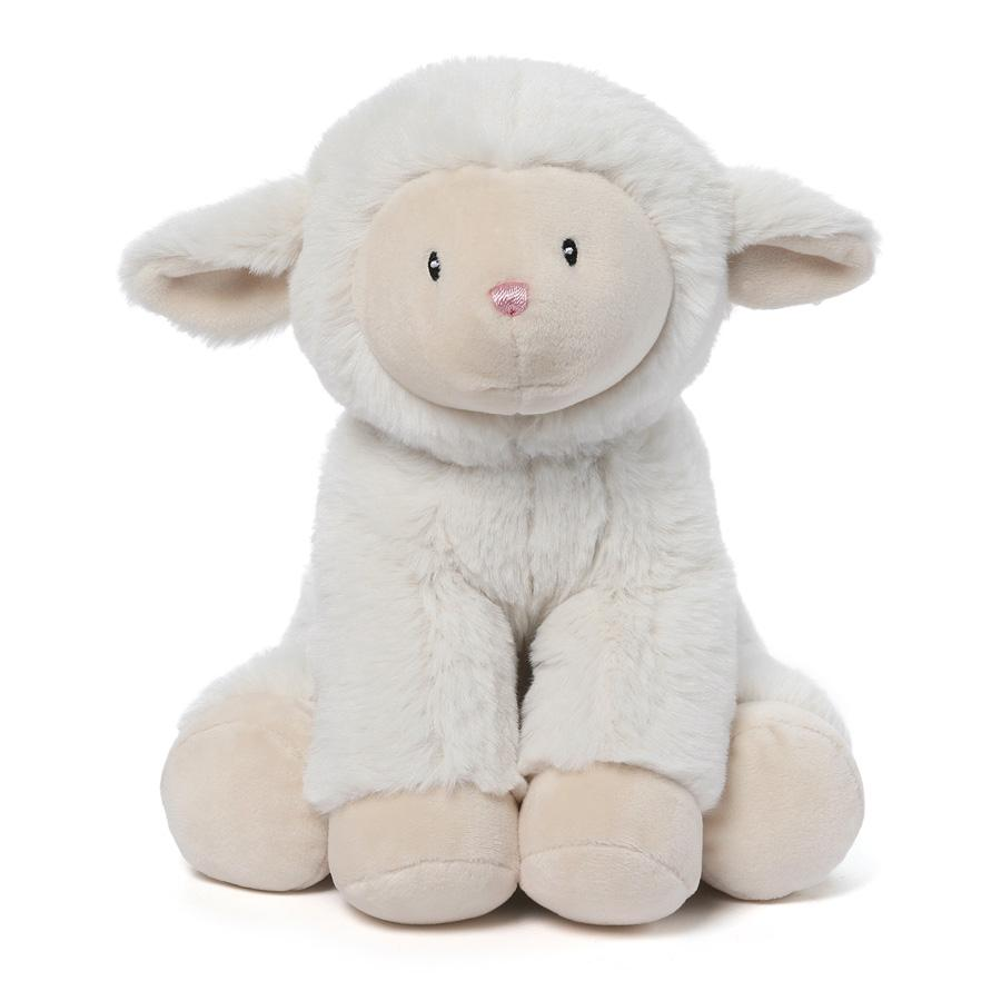 Baby Plush Toys : Amazon lopsy lamb baby stuffed animal