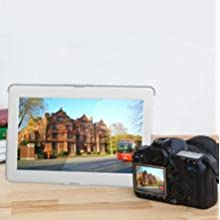 portable monitor with DSLR camera