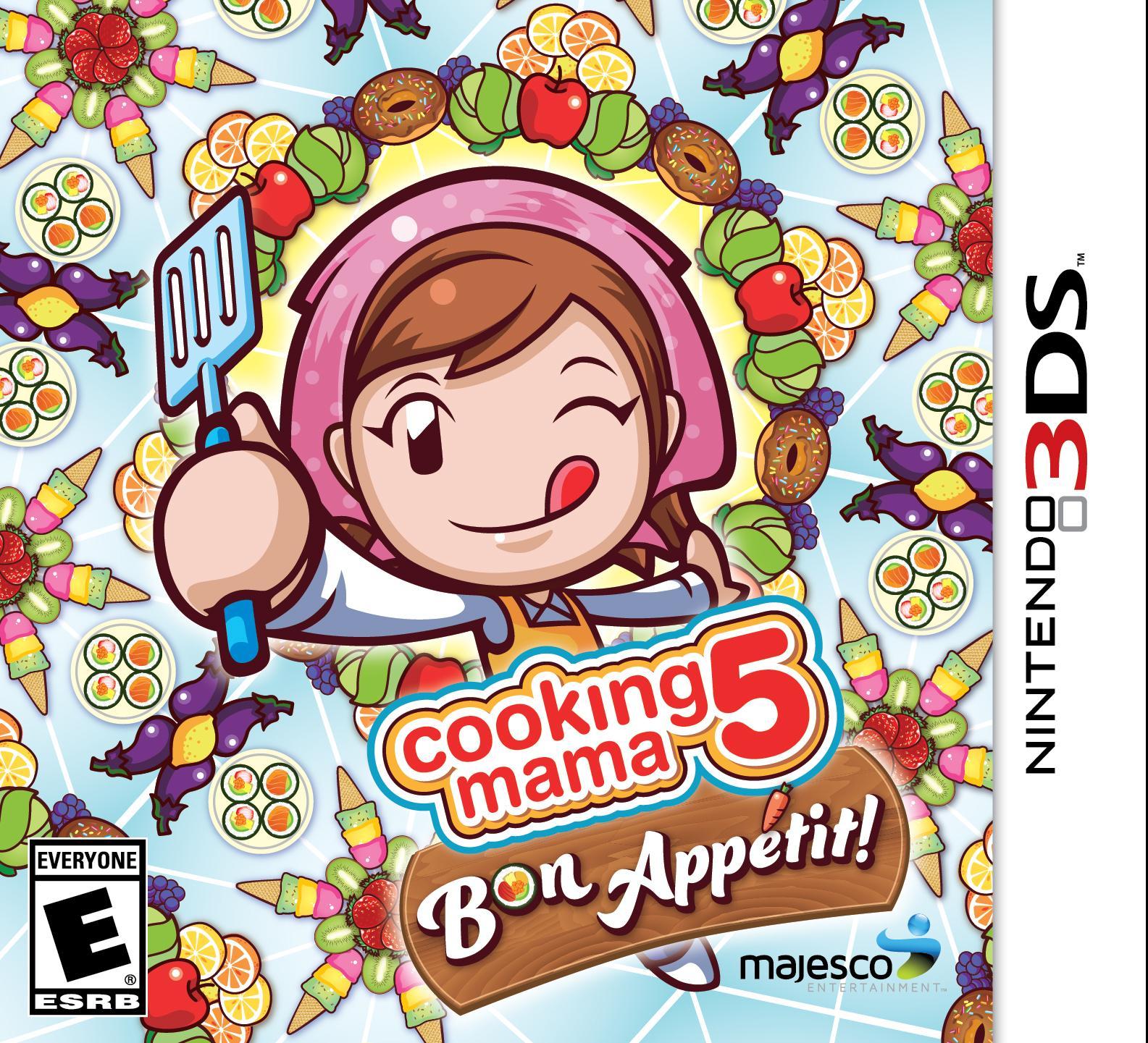 Скачать игру cooking mama на компьютер