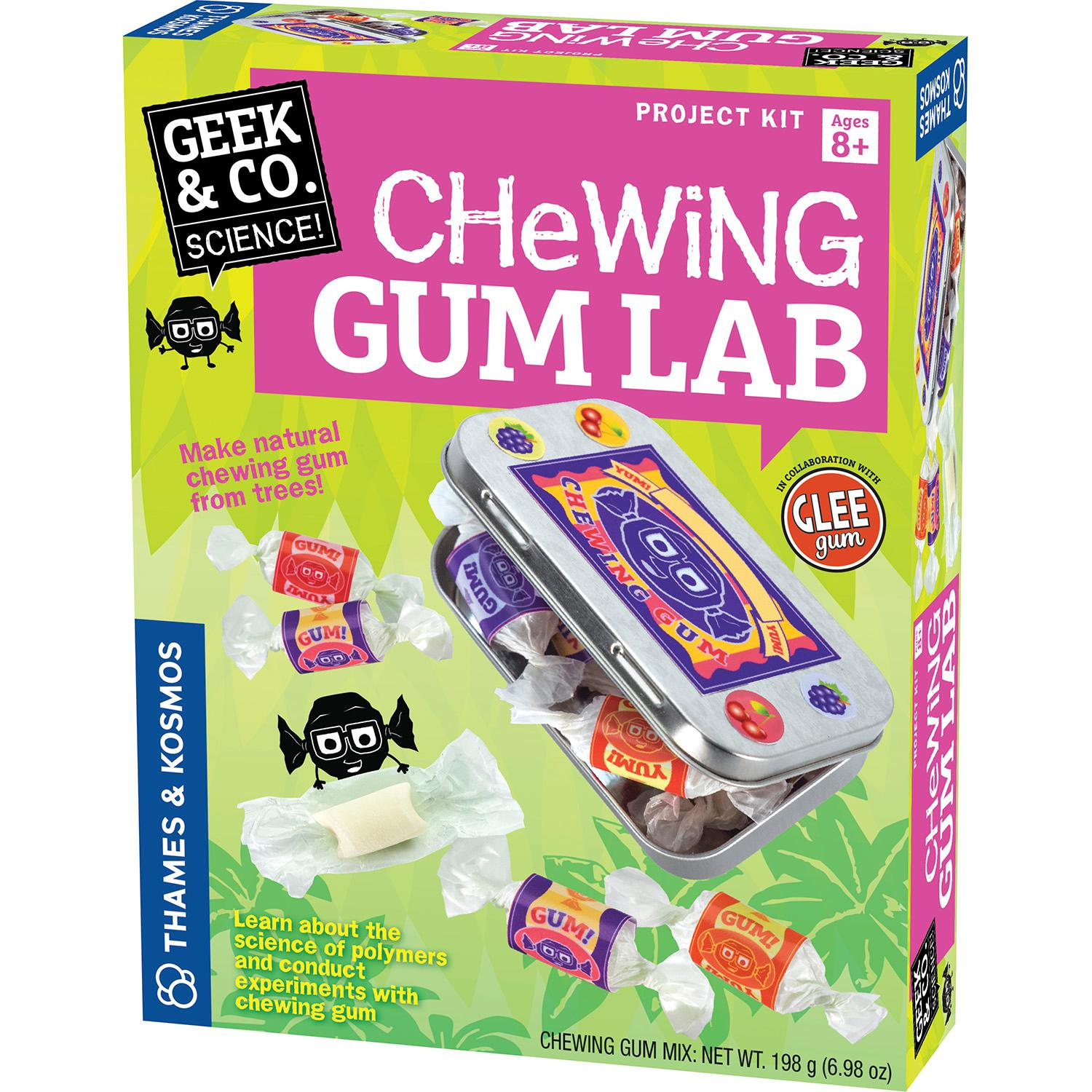 Geek Toys Science : Amazon geek co science chewing gum lab candy
