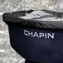 chapin,spreader,salt,snow,ice,ice melt,halite,residential,homeowner,winter,80088,rain cover,cover
