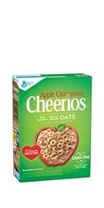 Apple Cinnamon Cheerios