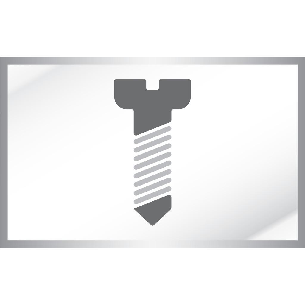 amazon com monoprice ultra slim wall mount bracket for 32