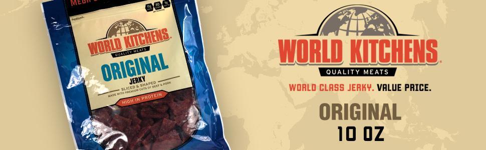World Kitchen Jerky Stores