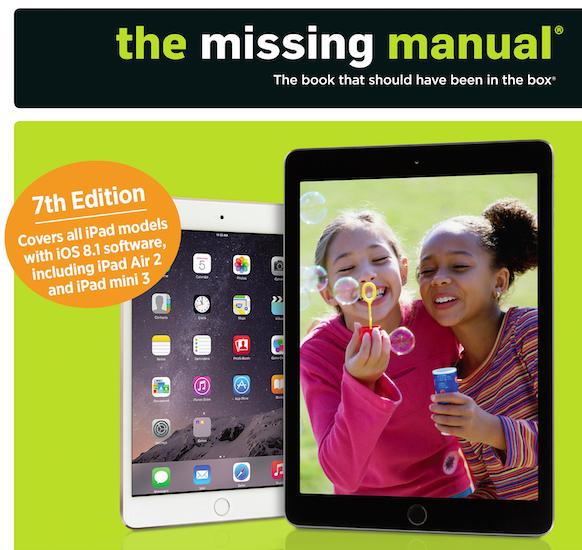 amazon com ipad the missing manual 9781491947159 david pogue books rh amazon com ipad the missing manual 7th edition pdf ipad pro the missing manual