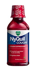 NyQuil Cough Suppresant
