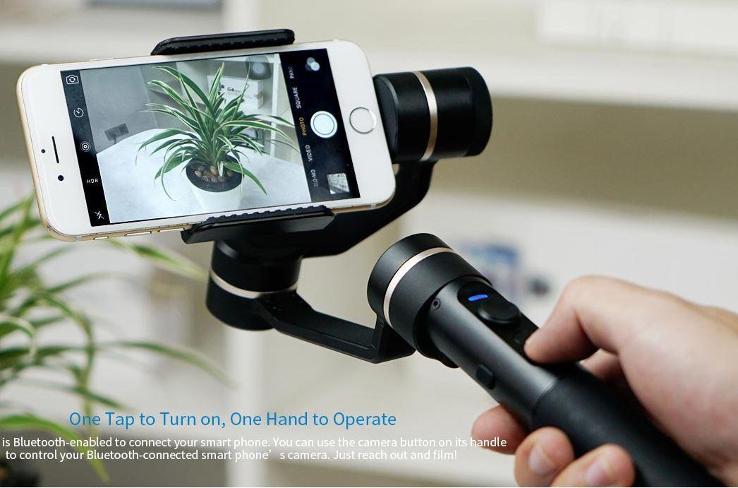 feiyu fyspgl 3 axis brushless handheld camera. Black Bedroom Furniture Sets. Home Design Ideas