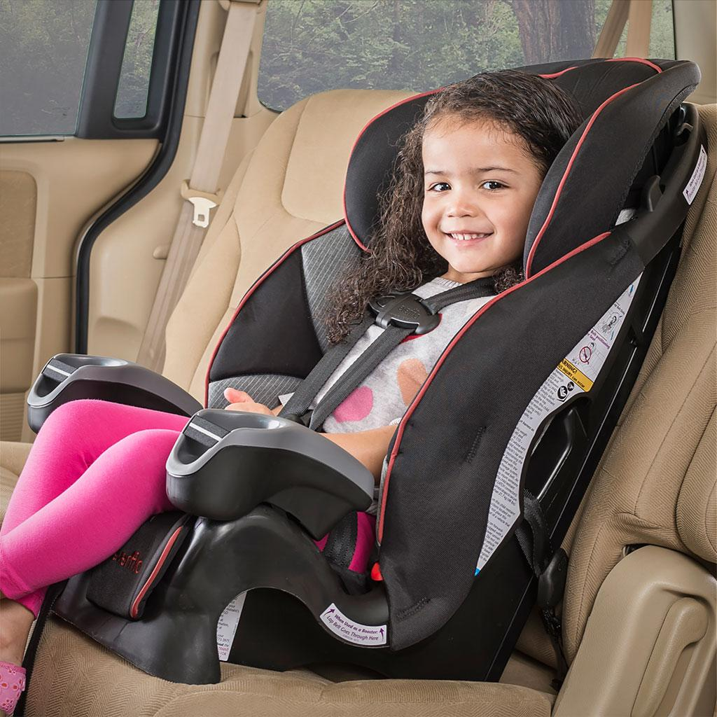 Amazon.com : Evenflo Maestro Booster Car Seat, Taylor : Baby