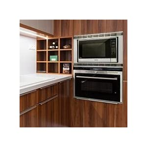 Built-in trim kit, built-in microwave, built in microwave, stainless microwave, premium microwave