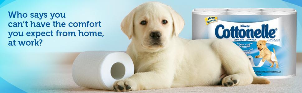 Cottonelle Ultrasoft Bulk Toilet Paper 12456 Standard