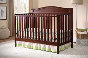 Crib, Convertible, Traditional, Bell, Shaped, Timeless, Classic, Nursery,
