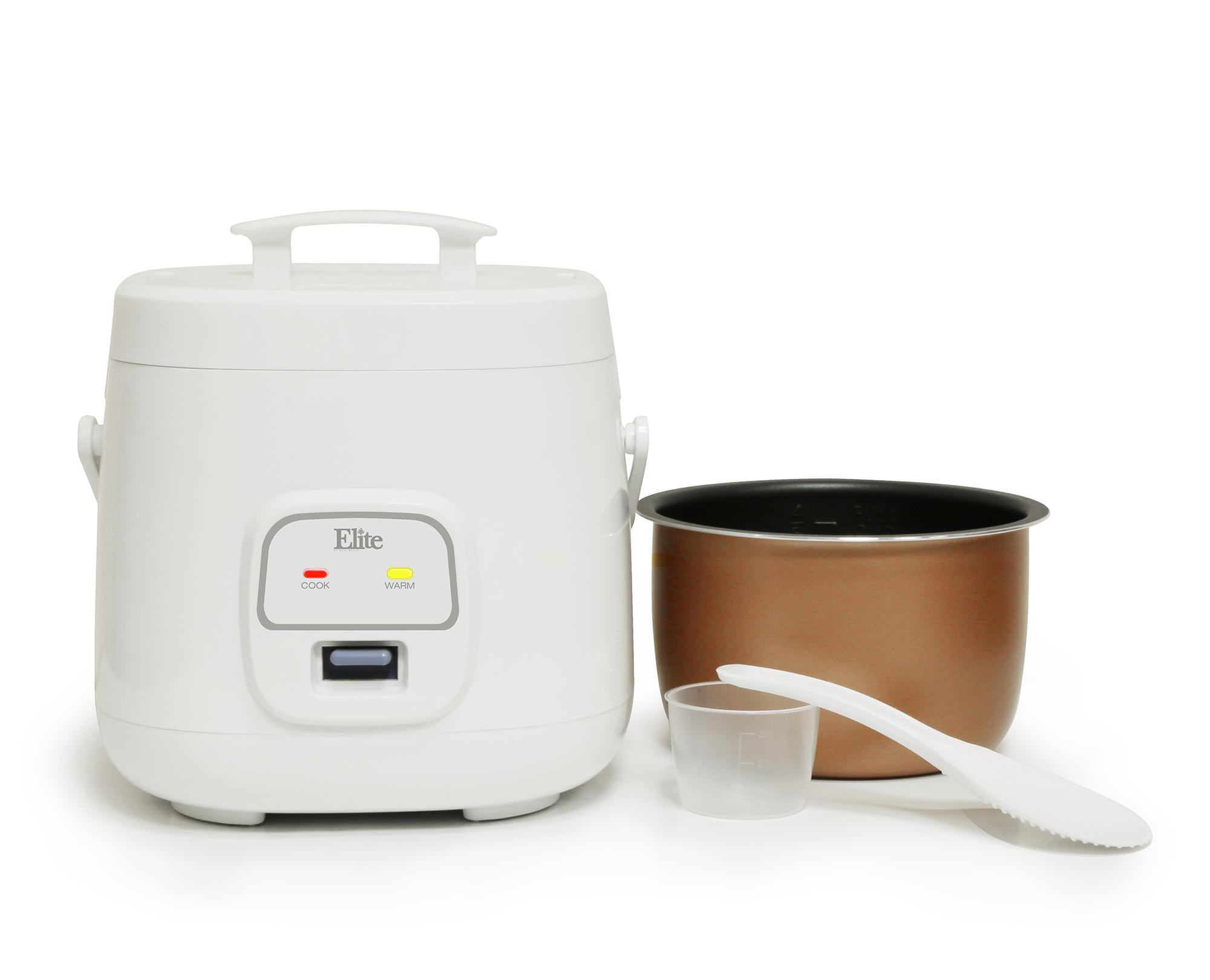 Amazon.com: Elite Cuisine ERC-135 Maxi-Matic 4 Cup Mini