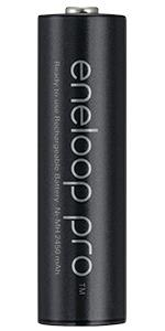 eneloop, Panasonic, battery, batteries, rechargeable, rechargeable batteries, AAA battery