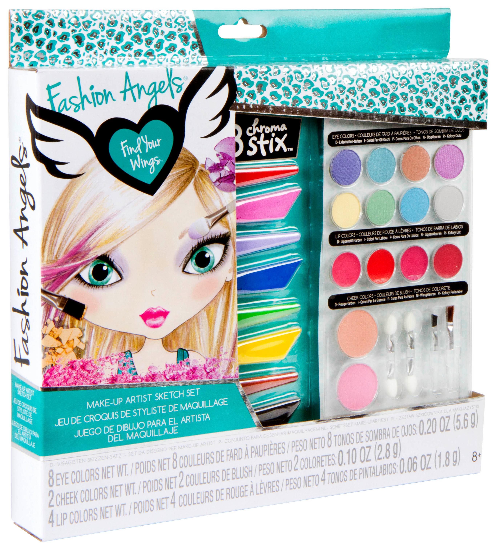 Fashion Angels Make Up Artist Studio Box Set