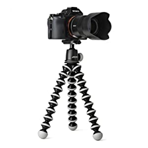 Camera tripod, dslr tripod, flexible tripod, portable tripod, small tripod, ball head tripod, tripod