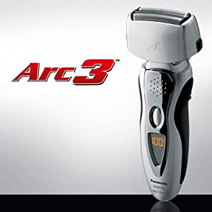 ES8103S Panasonic ES8103S Pro-Curve Men's Electric Wet/Dry Shaver