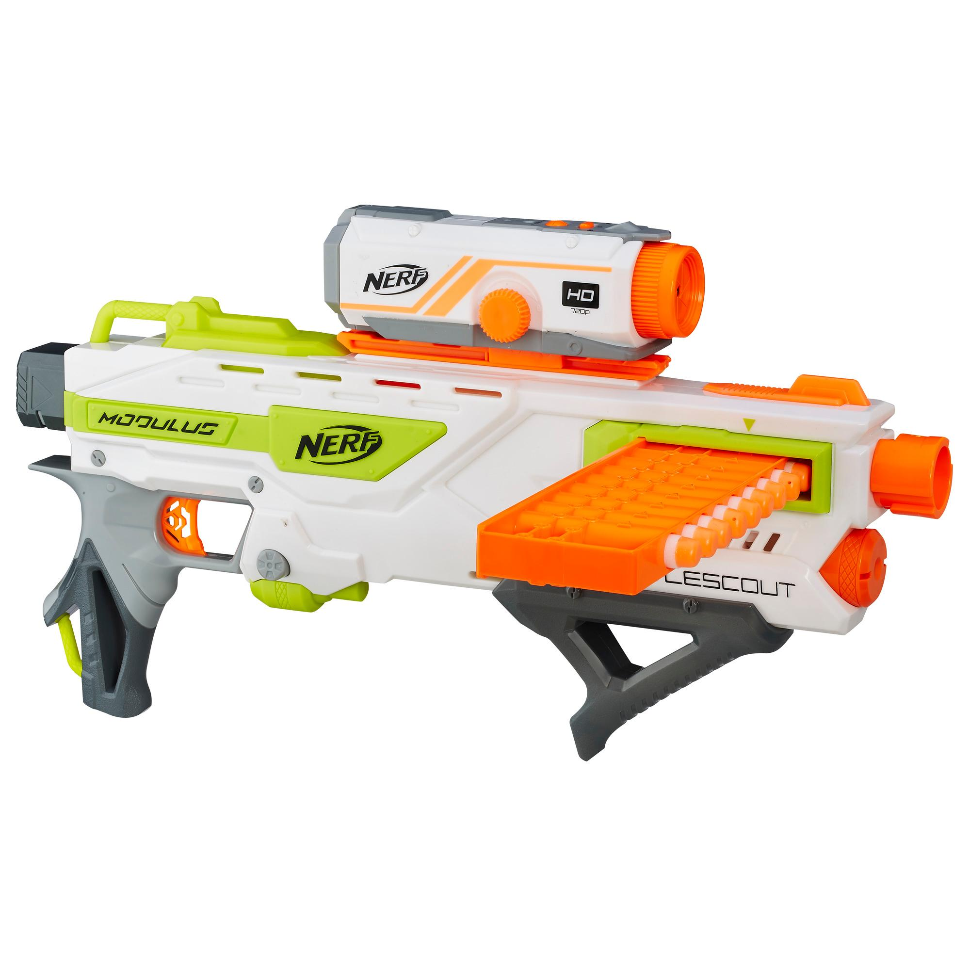 Amazon.com: Nerf Modulus Recon Battlescout: Toys & Games