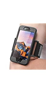iphone 7 armband, iphone 7 sporty case, iphone 7 exercise device