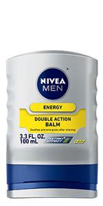 after-shave, energy, NIVEA MEN