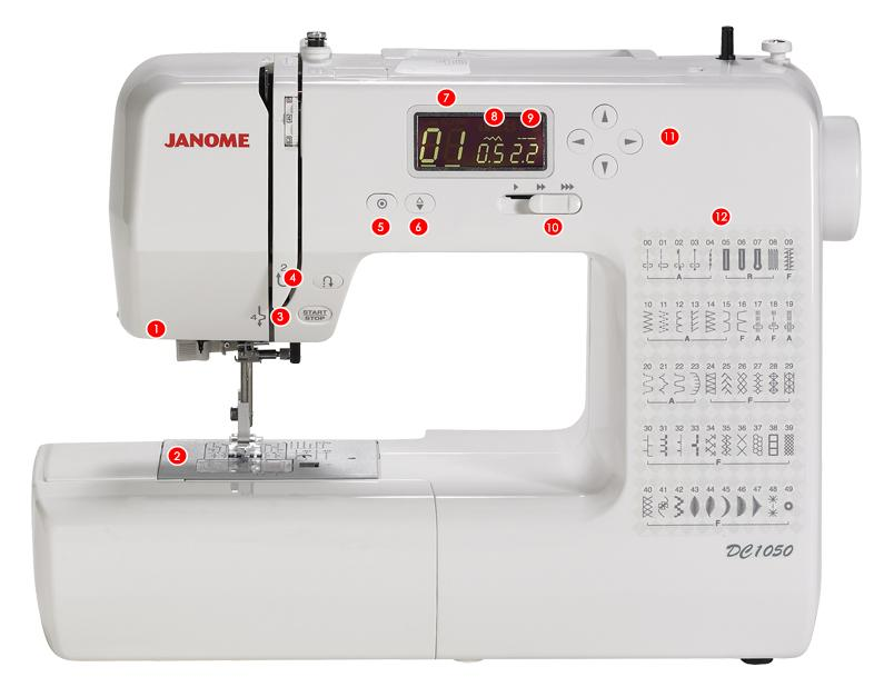 Amazon Janome DC40 Computerized Sewing Machine Arts Crafts Impressive Janome Sewing Machine Prices