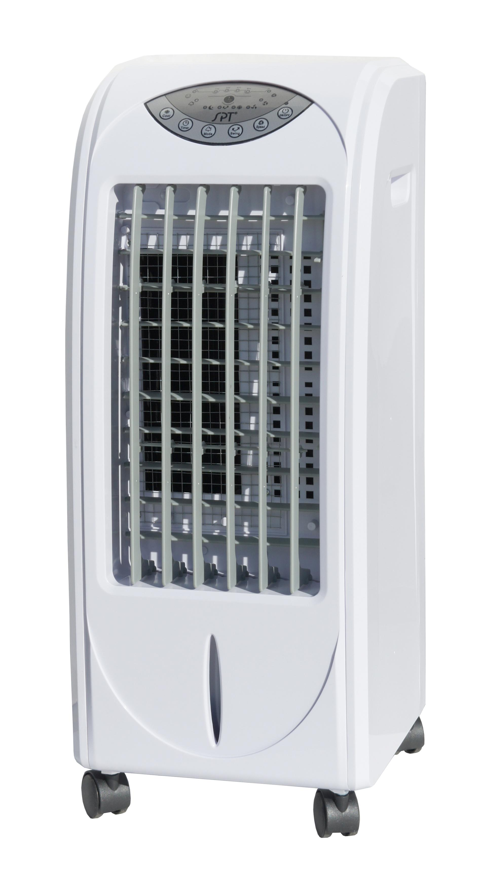 Air Handling Evaporative Cooling : Amazon spt sf p evaporative air cooler with d