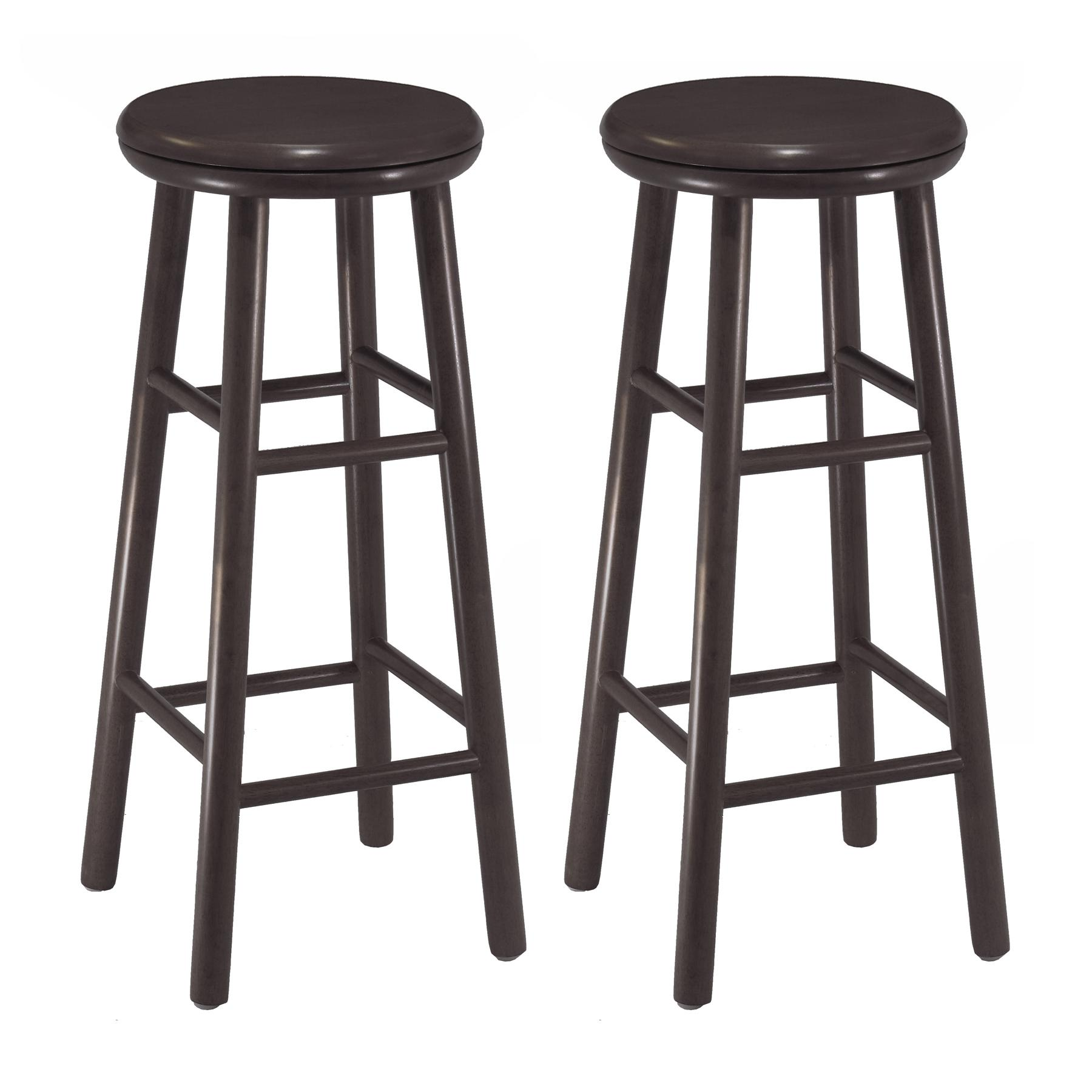 View larger  sc 1 st  Amazon.com & Amazon.com: Winsome Wood 30-Inch Swivel Bar Stools Dark Espresso ... islam-shia.org