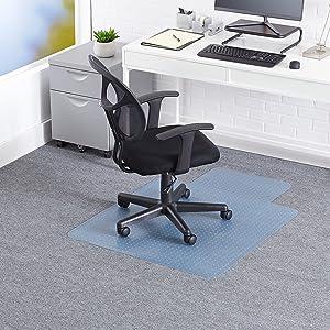 carpet chair mat 47in x 35in